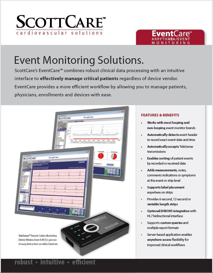 ScottCare Event Monitoring Solutions