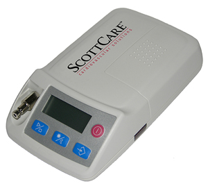 ScottCare's ABP320 comes with ABPCare for in-depth analysis.