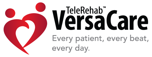 VersaCare for Cardiopulmonary Rehab Telemetry