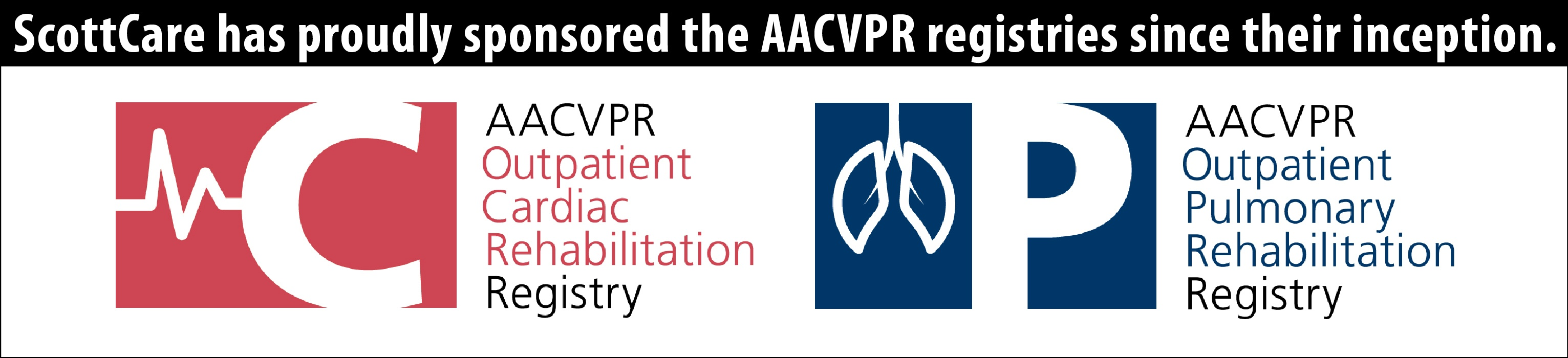 ScottCare is a proud to be one of the first sponsors of the AACVPR registries.