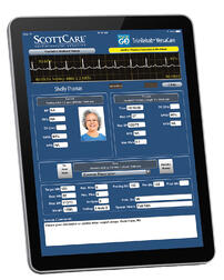 Versacare Cardiac Rehab Telemetry Monitoring System By