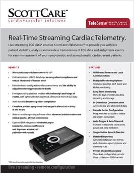 3-in-1 Remote Cardiac Monitoring
