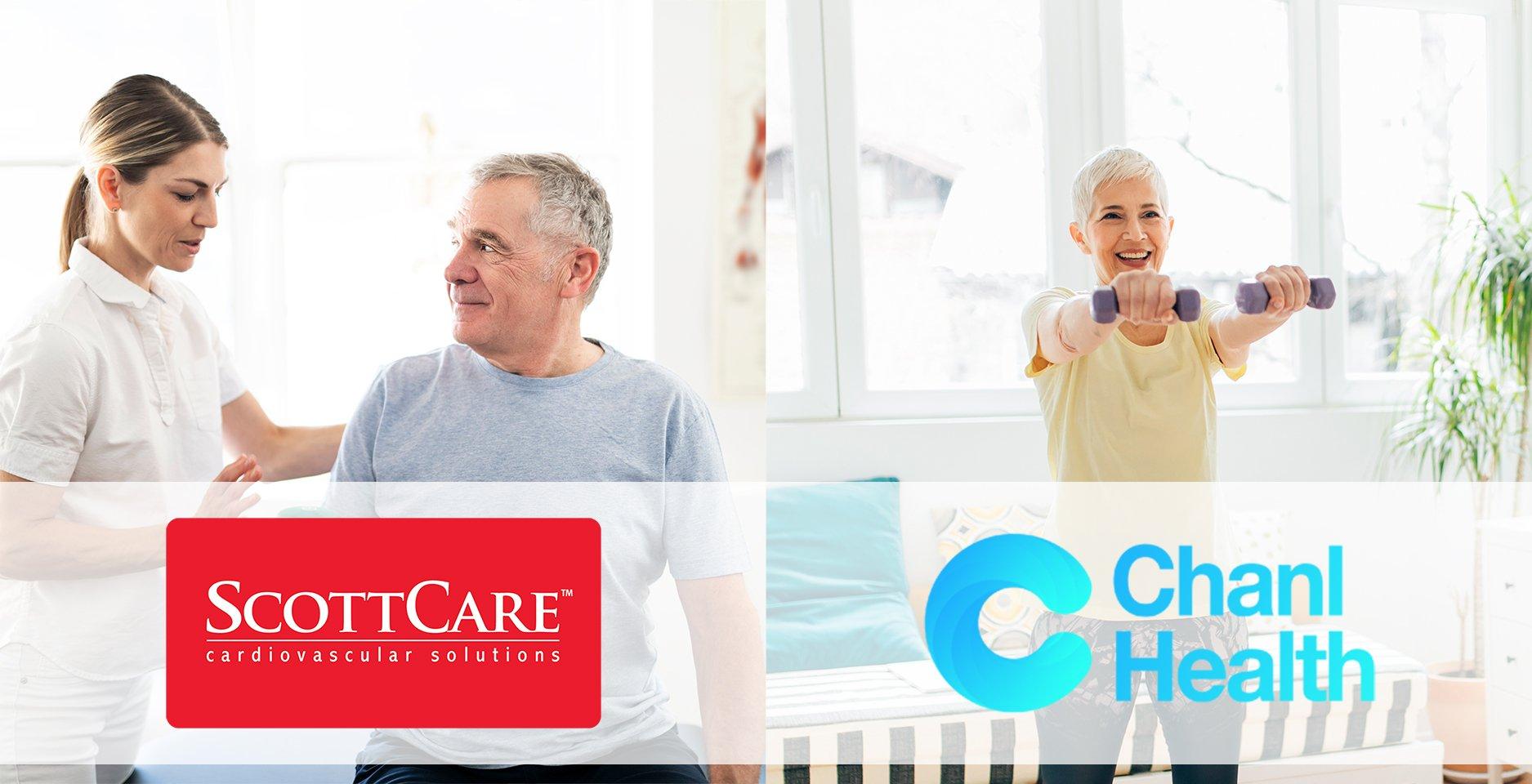 ScottCare and Chanl Health Hybrid Cardiac Rehab
